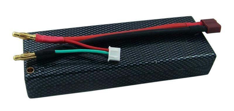 4000mah 7.4V 30C Car model Lipo battery 4