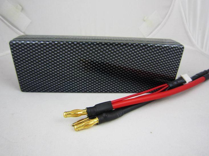 4000mah 7.4V 30C Car model Lipo battery 5