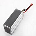 4200mah 11.1V 65C RC hobby battery