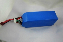 2200mah 22.2V 45C Lipo RC batteries for T-REX 500