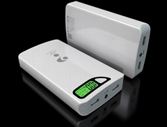 13,000mAh LED Power pack