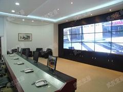 電視監控牆