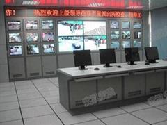 液晶监控电视墙