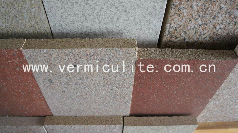 Vermiculite Fireplace Board 1