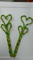 lucky bamboo 、Heart Shape