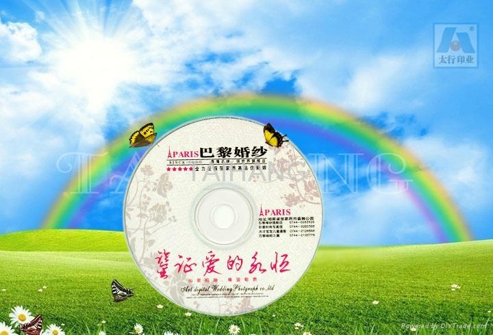 Blank DVD Printable 8X 1