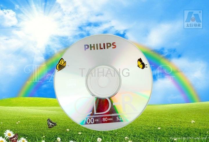 Blank DVD Printable 8X 3