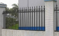 wrought iron fencing&gates  1