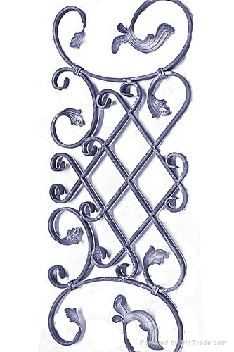 The stairs &balcony railings  ornament accessories   2