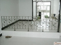 wrought iron fencing&gates  4