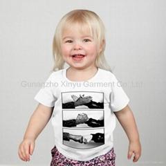 kids garment screen printed tshirt BD140323