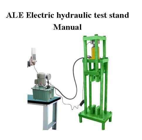 Electric Pressure Drop Testing Equipment 2