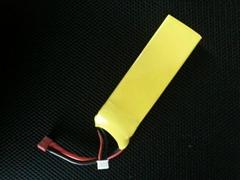 New 2700mAh 11.1V 25C T-REX450L RC Lipo Battery