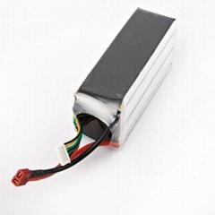 1200mAh 20C 11.1V RC Lipo Battery