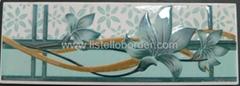 200x70mm Glazed Border Tiles