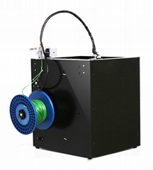 Digital 3D Printer with All-metal Frame