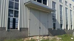 彩鋼復合板平開門
