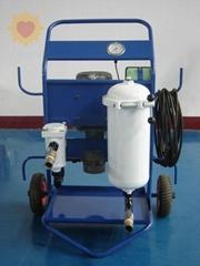 LYC-A便移式濾油機