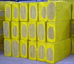 Basalt Rock Wool Heat Insulation Board