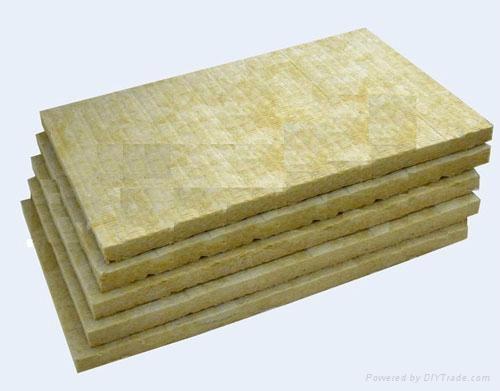 Basalt Rock Wool Heat Insulation Board 2