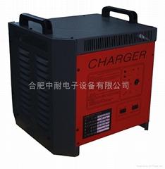 牽引車蓄電池充電機