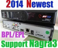 2014 Newest starhub box singapore hd MVHD HDC800C support World Cup and BPL