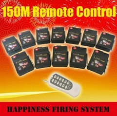 12 channels Wireless Remote Control Fireworks Firing System