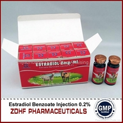 long time sex cattle horse sheep estradiol benzoate injection