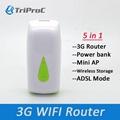 5200毫安五合一wifi移动电源 1