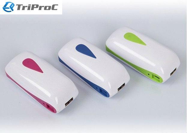 5200毫安五合一wifi移动电源 4