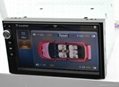 Universal 2 din android 4.2 os car dvd player with gps navigation system 5