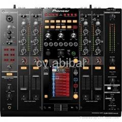 Pioneer 4-Channel Professional Performance DJ Mixer DJM2000NXS
