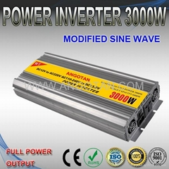 Full Power Car Power Inverter with Stable Performance