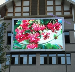 P10 Outdoor led display for advertising