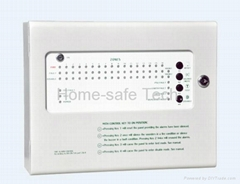 16zones Conventional Fire Alarm Control Panel