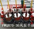 FWQB风动涡轮潜水泵