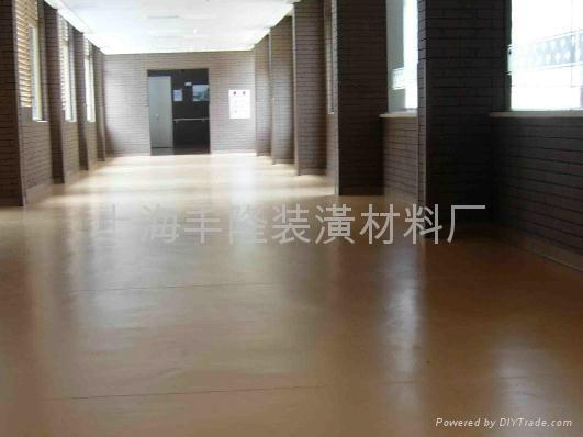 無溶劑環氧樹脂地坪塗料 3