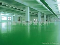 环氧树脂平涂地坪企业的发展