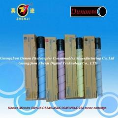 Compatible TN321 Color Toner Cartridge for Konica Minolta Bizhub C224/284/364