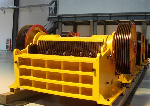 Jaw crusher for sale 2