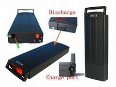 36V10AH 电动自行车锂电池