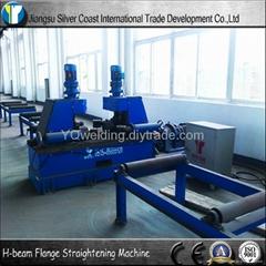 H-beam Steel Flange Hydraulic Straightening Machine