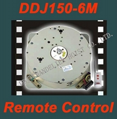 Auto Remote Control Chandelier Hoist Lighting Lifter Chandelier Winch DDJ150-6m