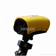 Full HD 1080p Sport Action Helmet Camera
