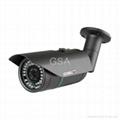 GSA varifocal waterproof cctv camera with manual zoom 1
