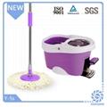 360 high quality easy telescopic mop