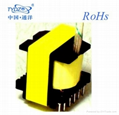 distribution eclectronic power transformer EE17.5/8/5 Current Transformer Parts