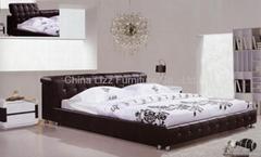 LB4214J-Modern King Bed