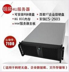 4U监控专用服务器