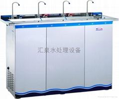 勾管型四龍頭溫熱飲水機